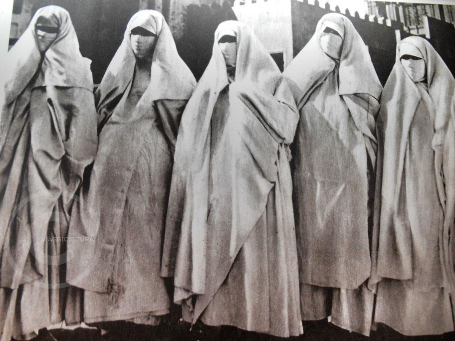 Donne berbere del Rif (Rifain) - Mostra fotografica nella Kasbah di Chefchaouen