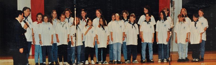 Landesjugendsingen 1995