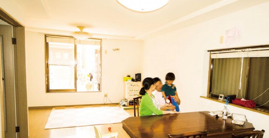 耐震補強や外壁リフォームで中古住宅も大変身! 建物インスペクションが可能にします
