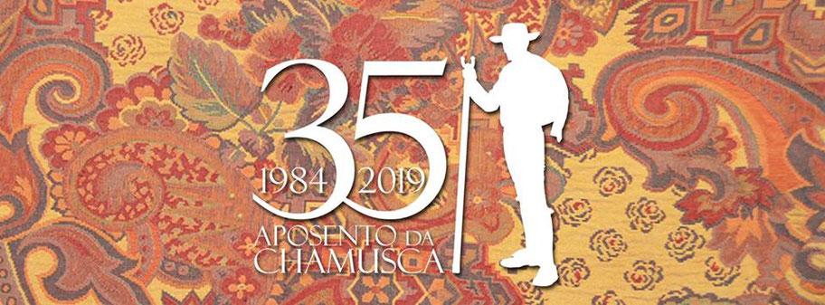 2019 ano em que o GFAAC faz o seu 35° aniversário