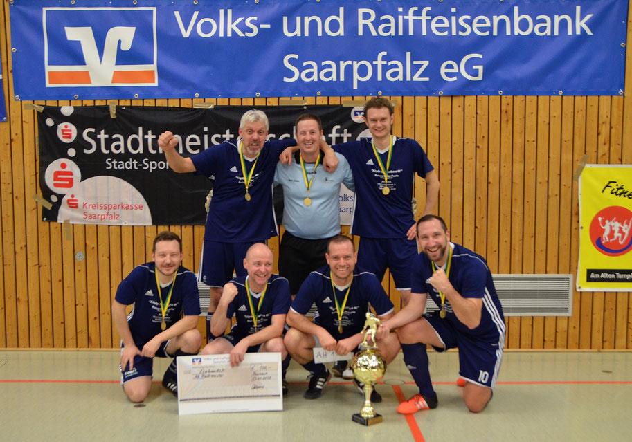 Im Endspiel gegegn die ASV Kleinottweiler souverän 5:2 gewonnen.