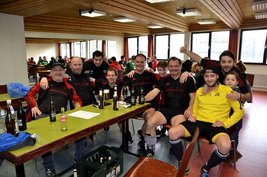 Die Fußballer des FC Fortuna Bexbach waren an diesem Samstag das Maß aller Dinge. Man hatte alle Spiele souverän für sich entschieden.