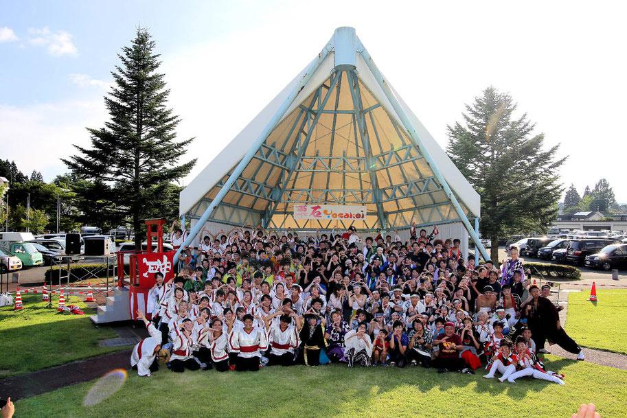 2019.8.11(山の日)第9回 雫石YOSAKOI