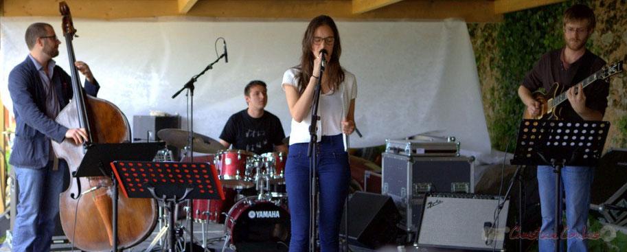 Festival JAZZ360 2013, HCL Trio, château Lestange, Quinsac, dimanche 9 juin 2013