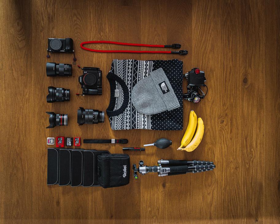 Camera Equipment Sony Alpha Camera Travel