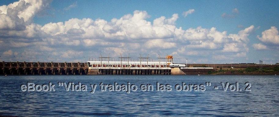 Diga/Represa/Dam SALTO GRANDE - Argentina-Uruguay