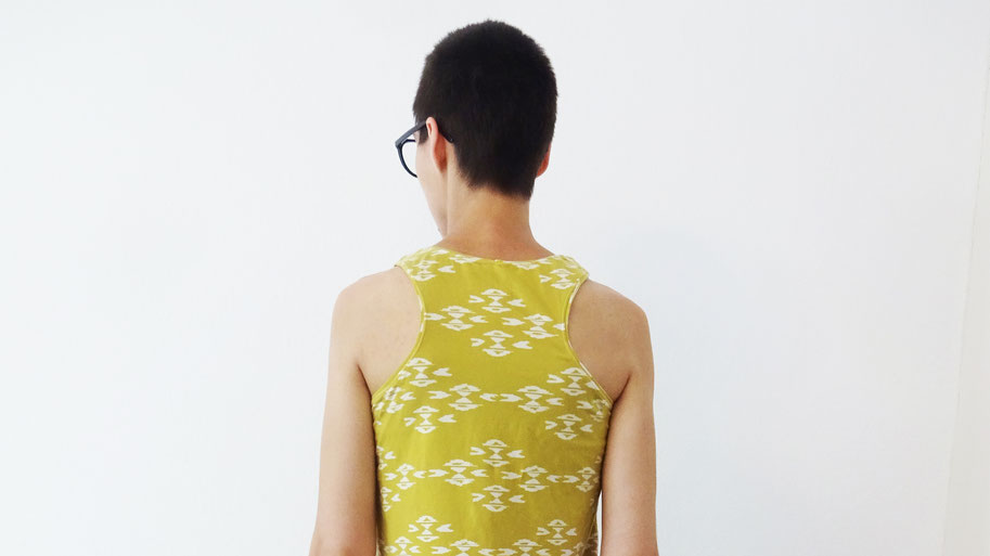 Yoga Set Ohm Schnittchen Patterns by Atelier Goldfaden