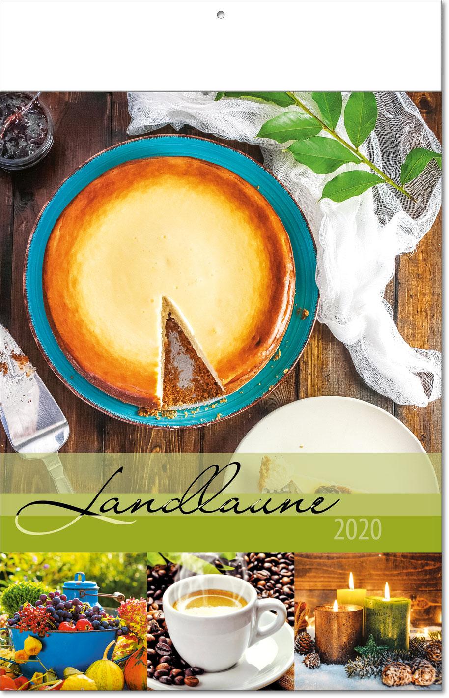 "Bildkalender ""Landlaune"" 2019"