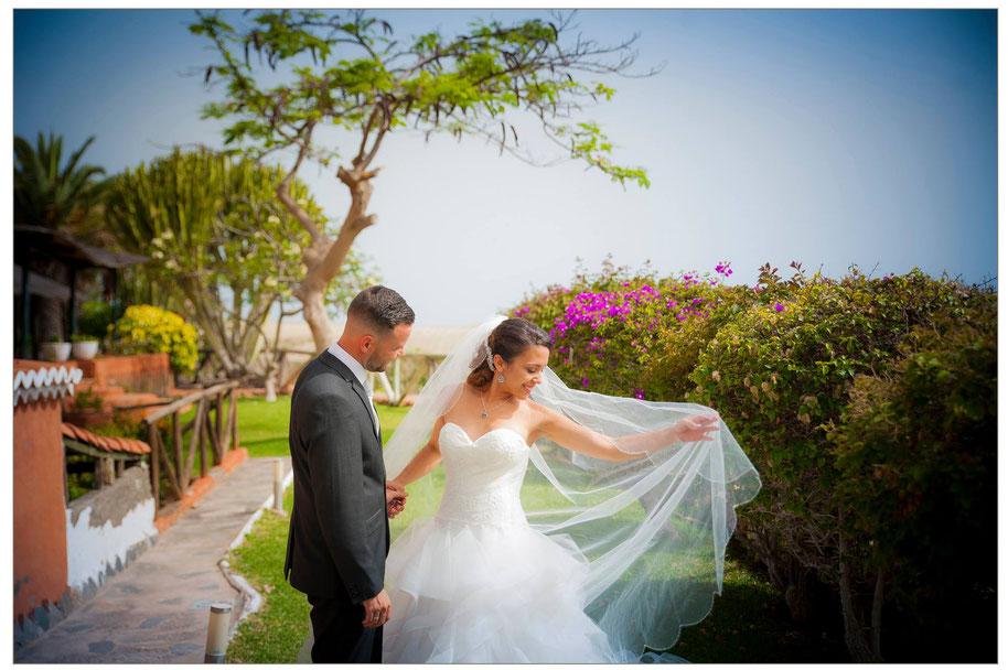 fotógrafo de bodas en Tenerife Pablo Melián