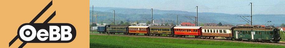 Historische Zugfahrt Schweiz