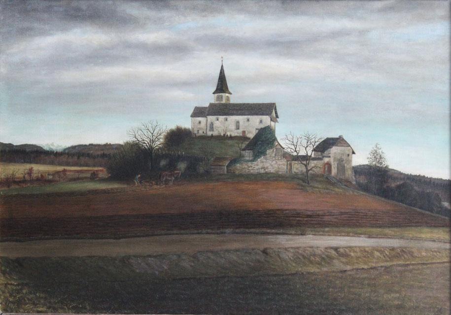 Karl Lang Archiv Büsingen bergkirche