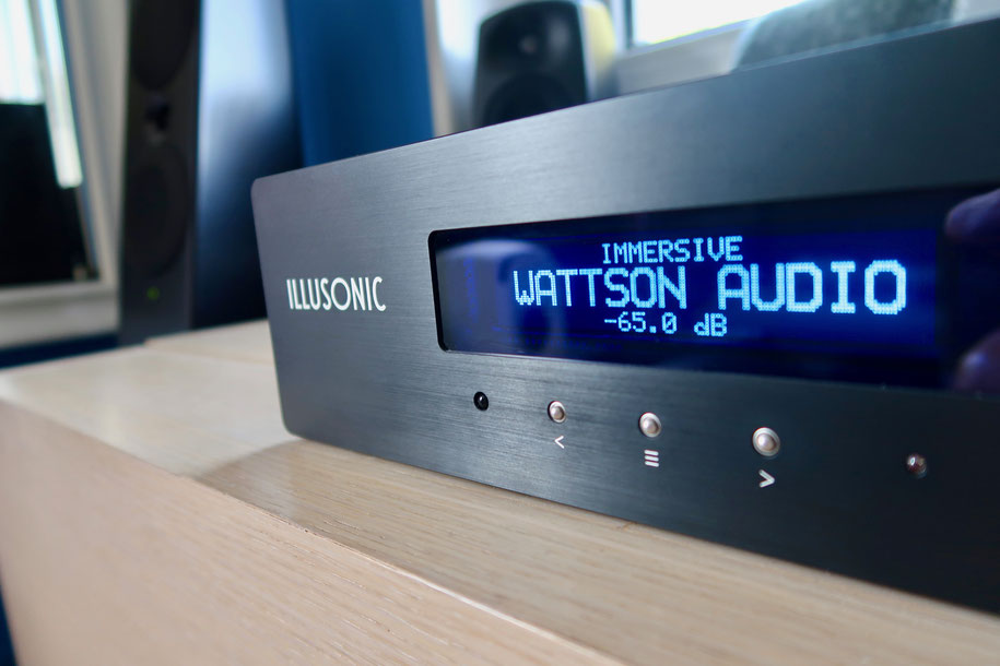 Illusonic - Goldkabel - PSI Audio - Wattson Audio