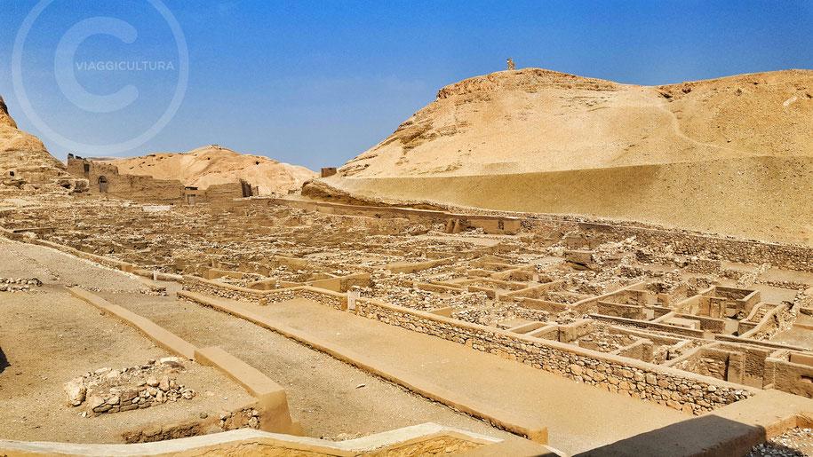 Sito di Deir el Medina, Luxor West Bank