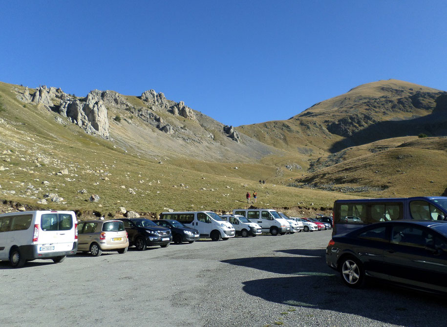 Parking des Millefonts