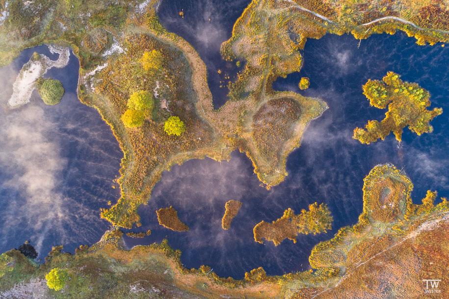 Vulkanismus in Kamtschatka? Nicht ganz, willkommen in den Niederlanden 😉 (B1442)