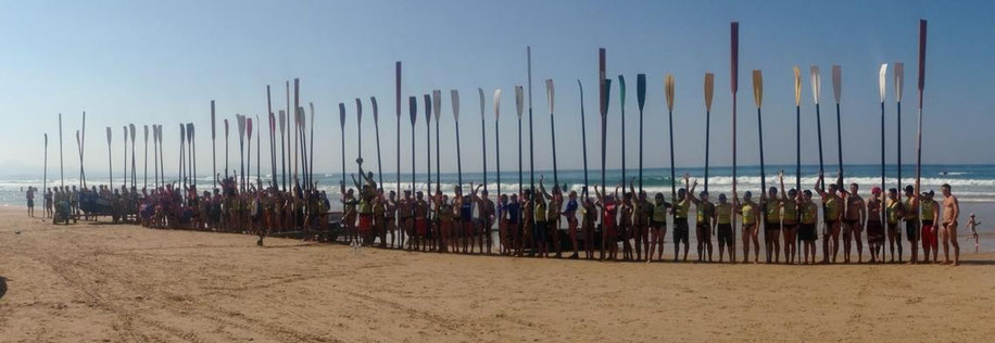 photo de groupe final Infinite Ocean Biarritz 2014