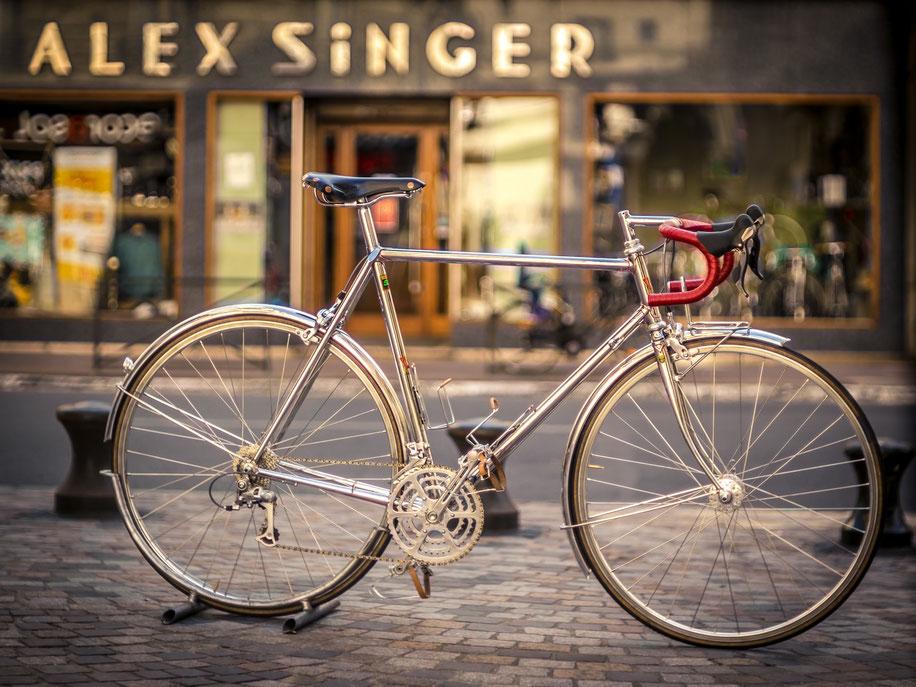Vélo d'occasion singer