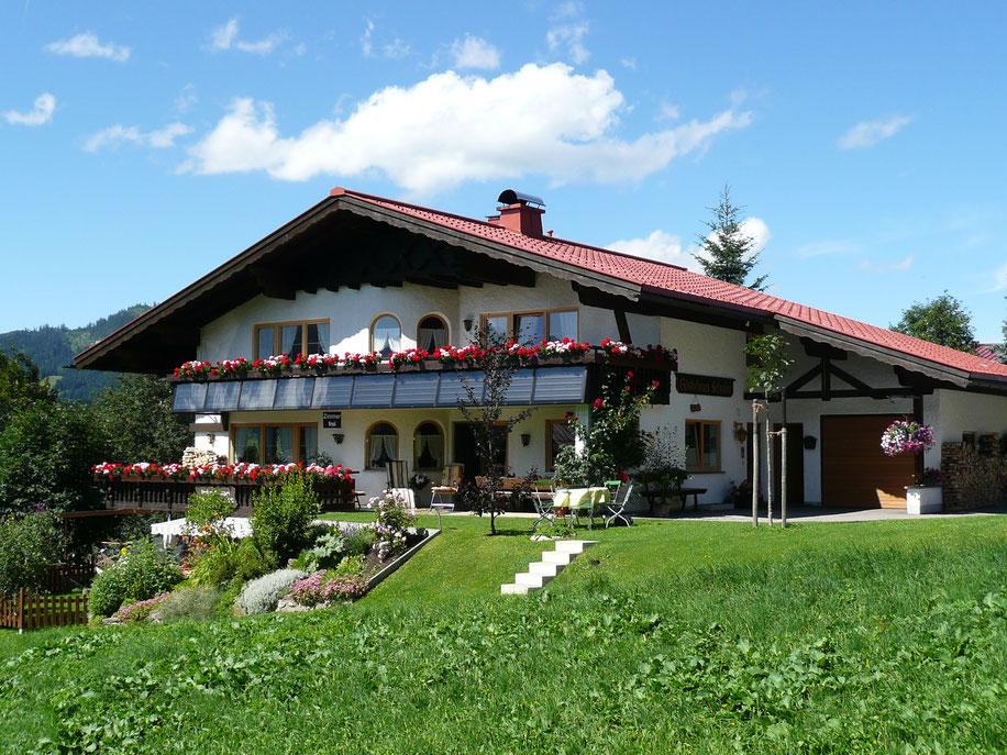 Gästehaus Schuler, Ferienwohnungen, Riezlern, Kleinwalsertal