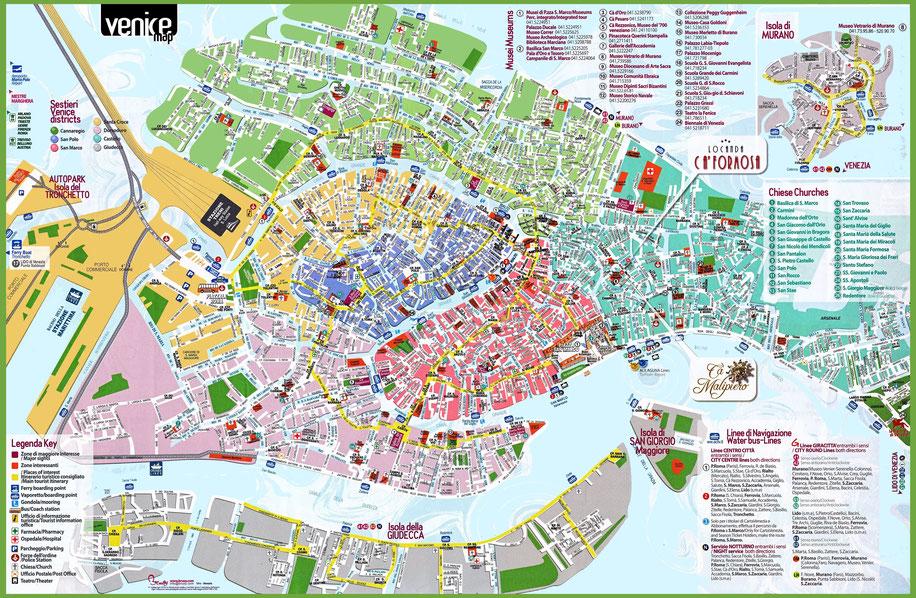 source carte: vivrevenise.com