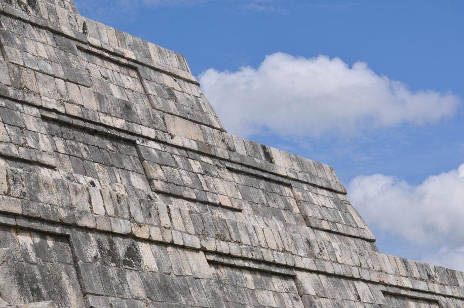 Mexiko  Chichen Itza Maya Pyramide
