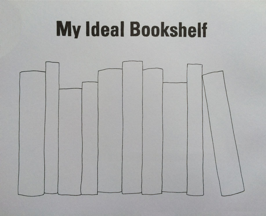 What Books Comprise Your Ideal Bookshelf