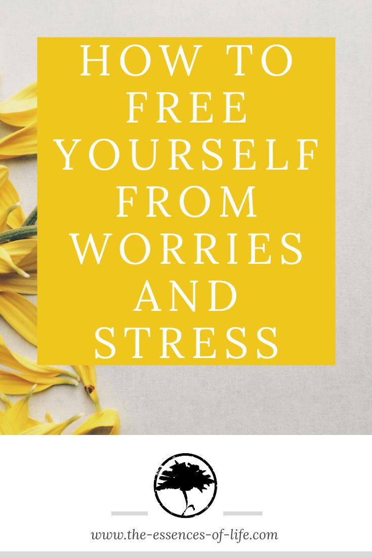 Sorgenfrei weniger stress