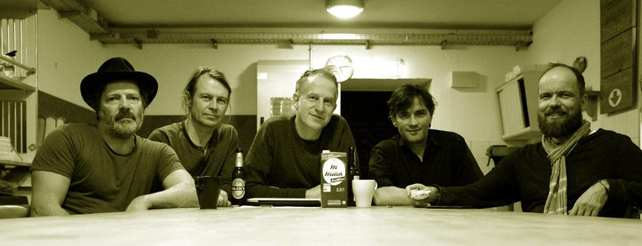 Neun Termine umfasst die aktuelle Deutschland-Tournee der 80er-Jahre-Indierock-Legende M. Walking On The Water. Am 4. und 5. Mai werden Reutlingen und Ulm angesteuert.
