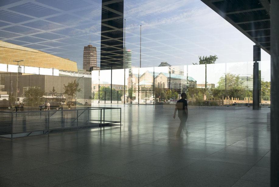 Neue Nationalgalerie 9 Berlin 2013 ©  Arina Dähnick