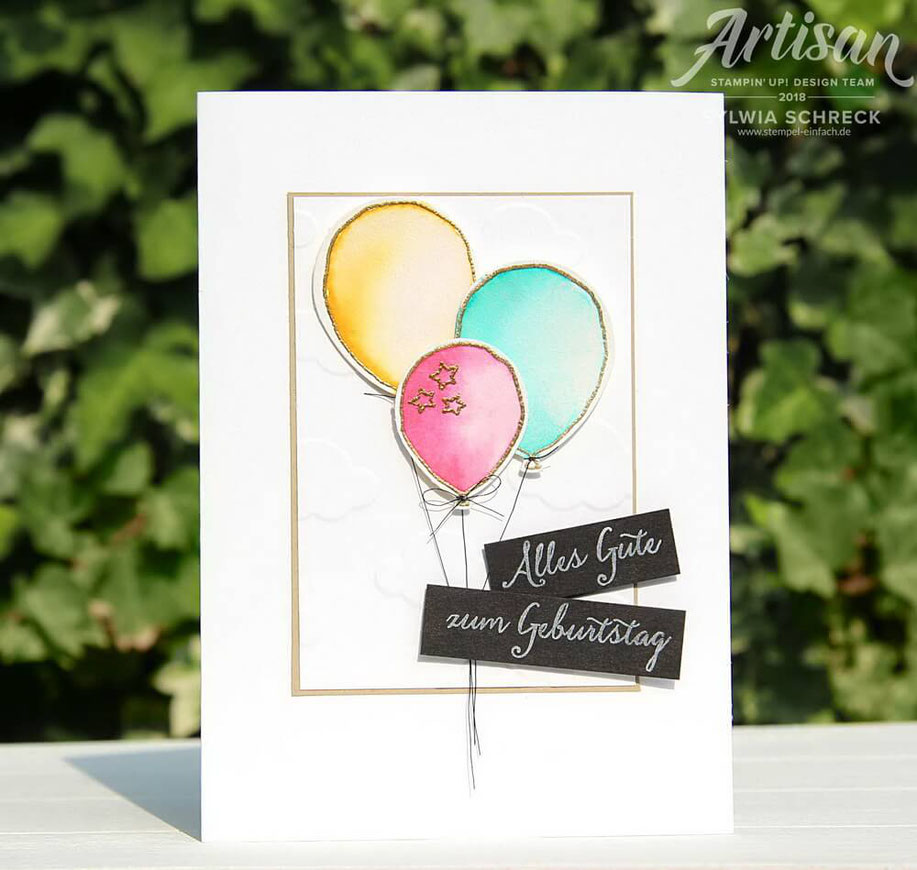 karte-stampin up-partyballons