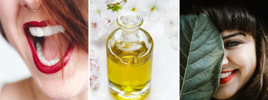 Ölziehen für die Gesundheit | seven.elements