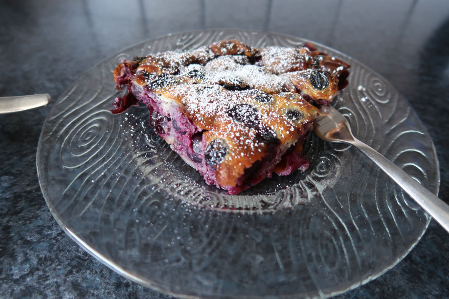 clafoutis cherry kirschen tarte backen baking French