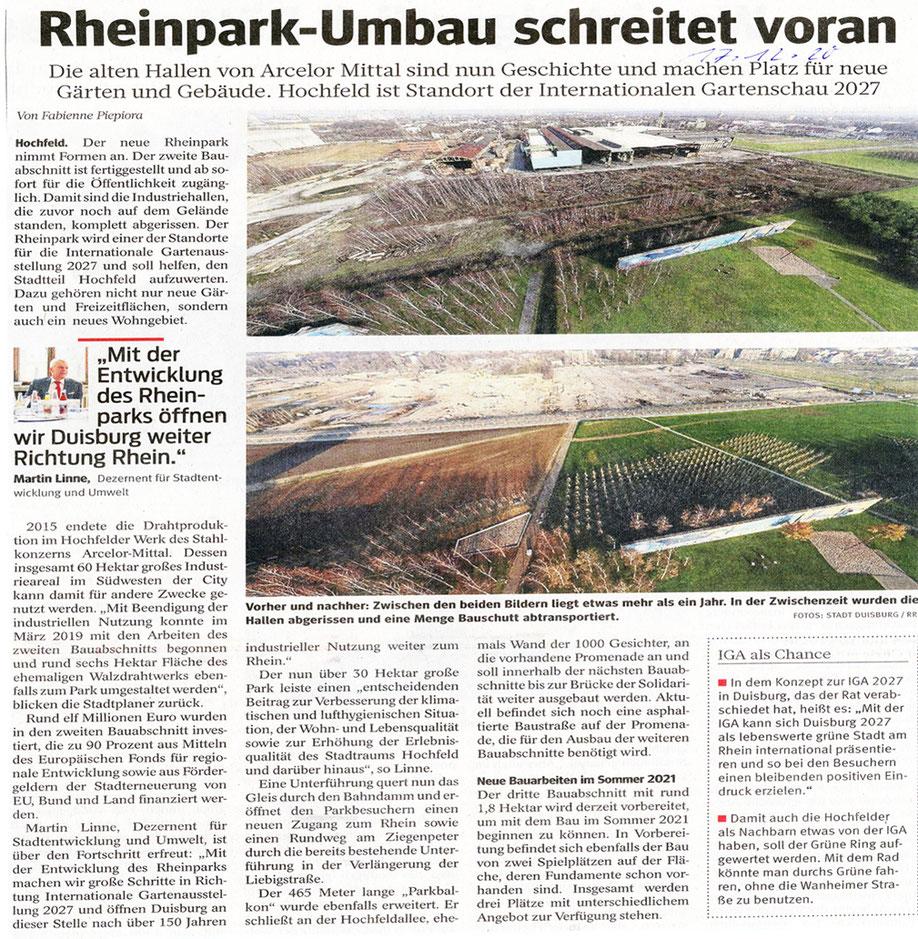 Pressebericht 17.12.2020