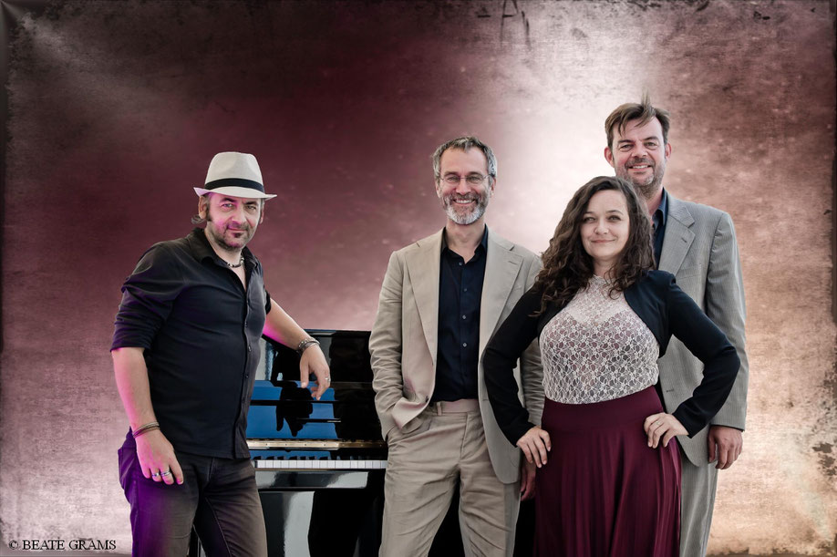 Meena & Jan Fischer Quartett 06/2019