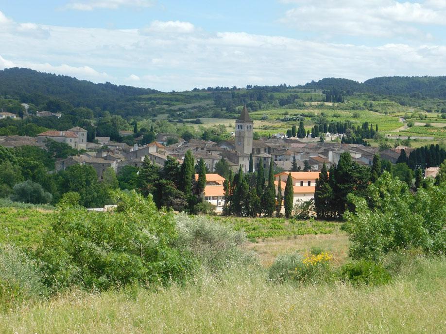 St Laurent de la Cabrerisse  porte des Hautes Corbières