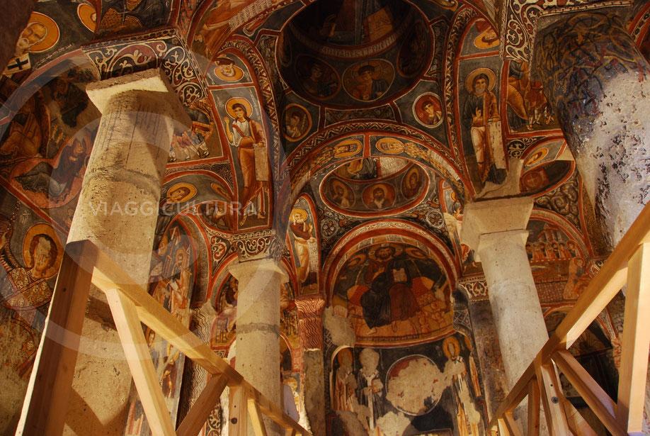 Karanlık Kilise, Göreme Open Air Museum - Cappadocia