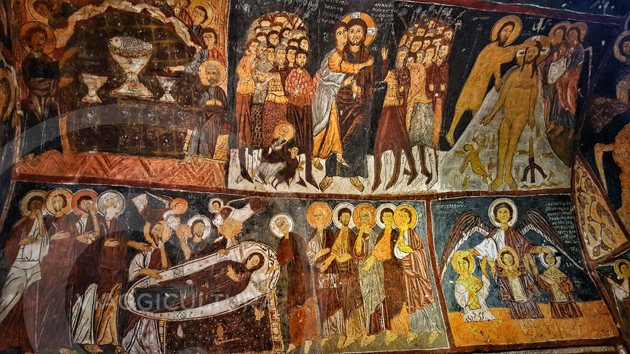 St. Jean Church, Gulsehir - Cappadocia