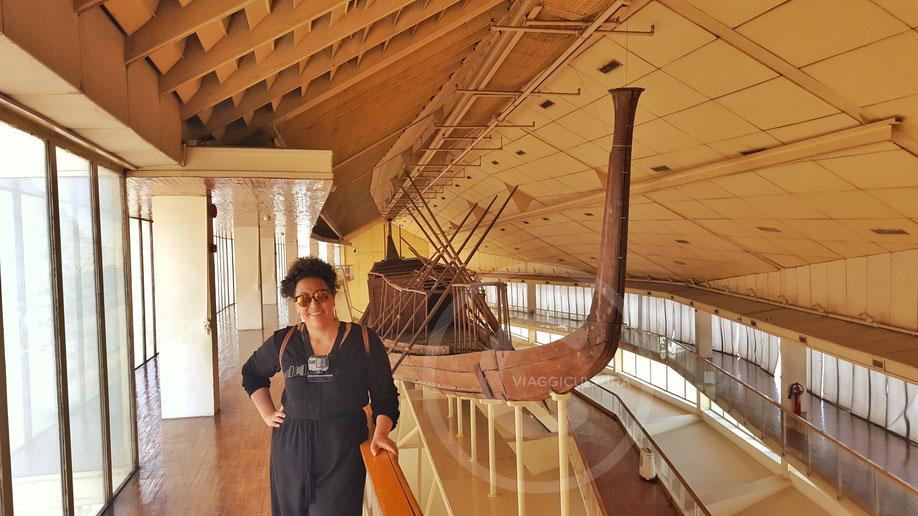 Museo della Barca Solare di Cheope - Giza