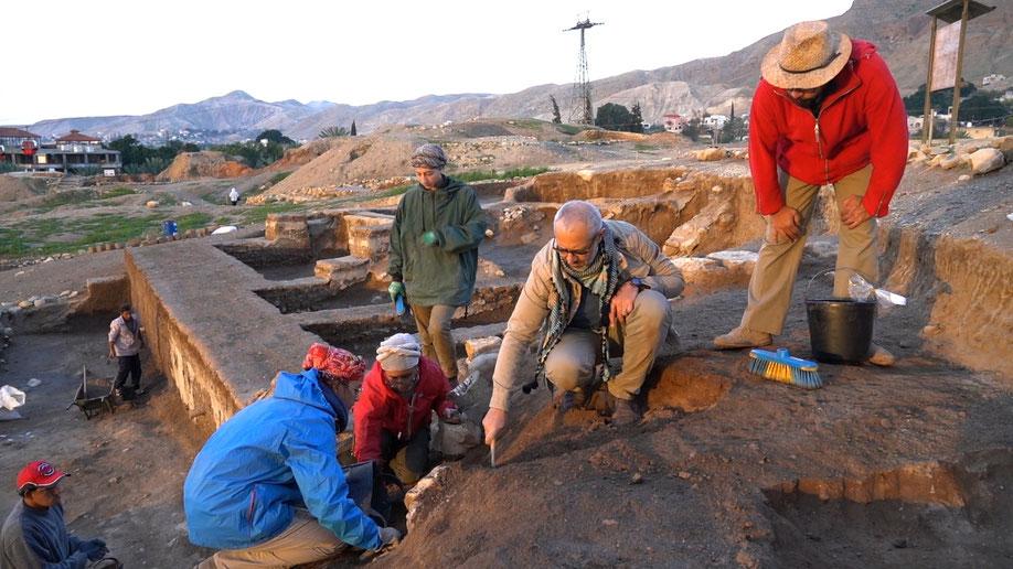 Scavi della Spedizione archeologica dell'Università La Sapienza a Tell-es Sultan (Jericho)