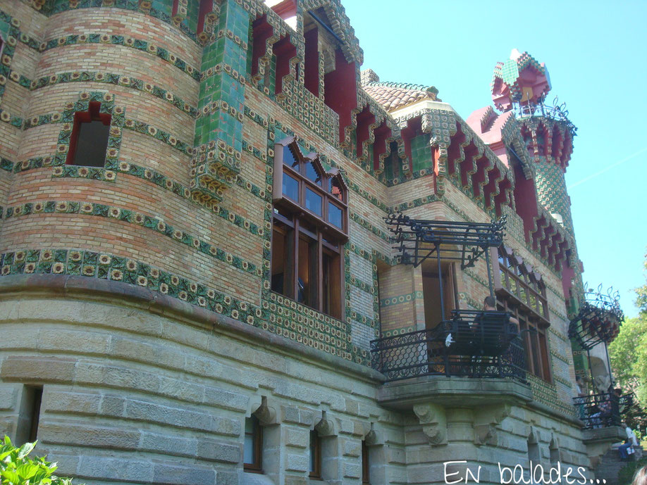 Le caprice  de Gaudi