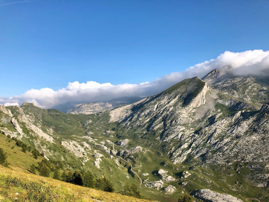 Berghuhn.de, Frankreich, Via del Sale, Ligurische Grenzkammstrasse, Rifugio don Barbera