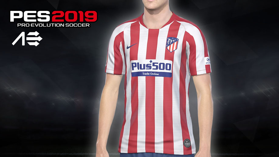 0562a6803 Descarga ya el nuevo kit del Atlético de Madrid 19 20 AQUÍ