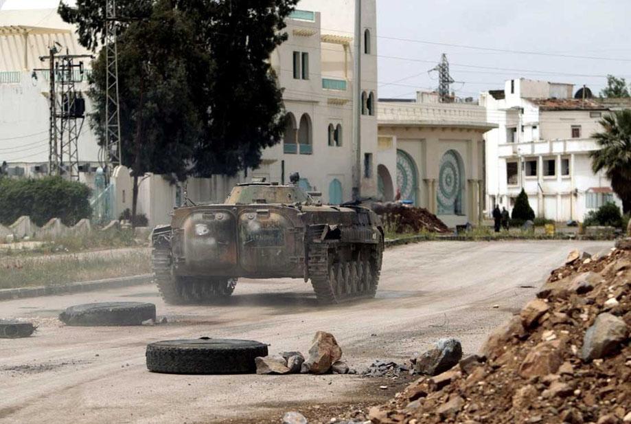 Performant, le BMP-1 vieilli mal et cède sa place à une version plus adaptée : le BMP-2