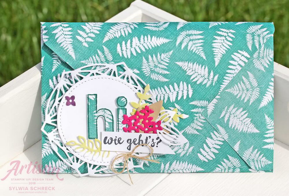 Kleinigkeiten mit dem Envelope Punch Board