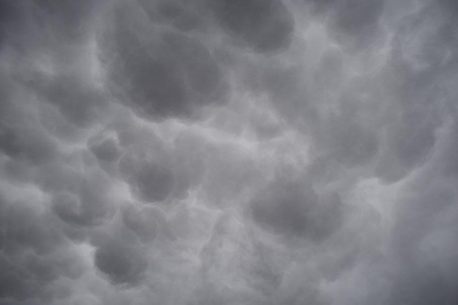 Clouds, Landmannalaugar camping Laugavegur