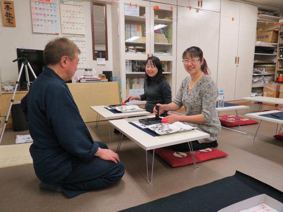 一五書道教室 札幌 大通 書道教室