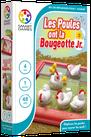 LES POULES ONT LA BOUGEOTTE JR +4ans, 1j