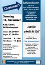 Chorkonzert Frauen und Männerchor 11.11.2018