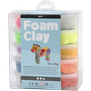 Basis Farben Set von Foam Clay