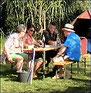 Dieters Gartenfest