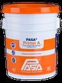 Como primario y sellador de superficies porosas en todo tipo de impermeabilizaciones asfálticas base agua y en caliente, o en impermeabilizaciones con prefabricados modificados del tipo APP y SBS.